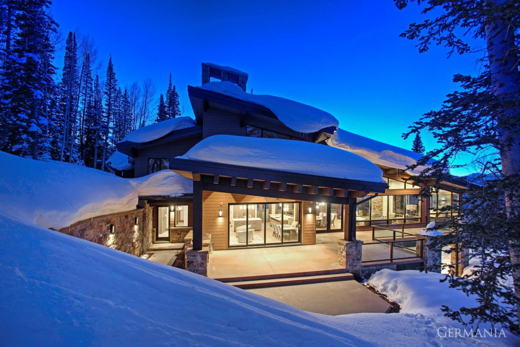 Build and design your own house exteriors park city ut