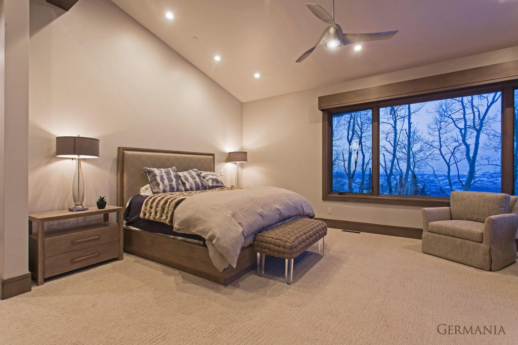Build your dream house master bedroom
