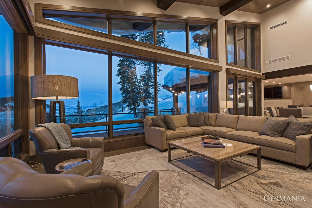 Create dream house living room