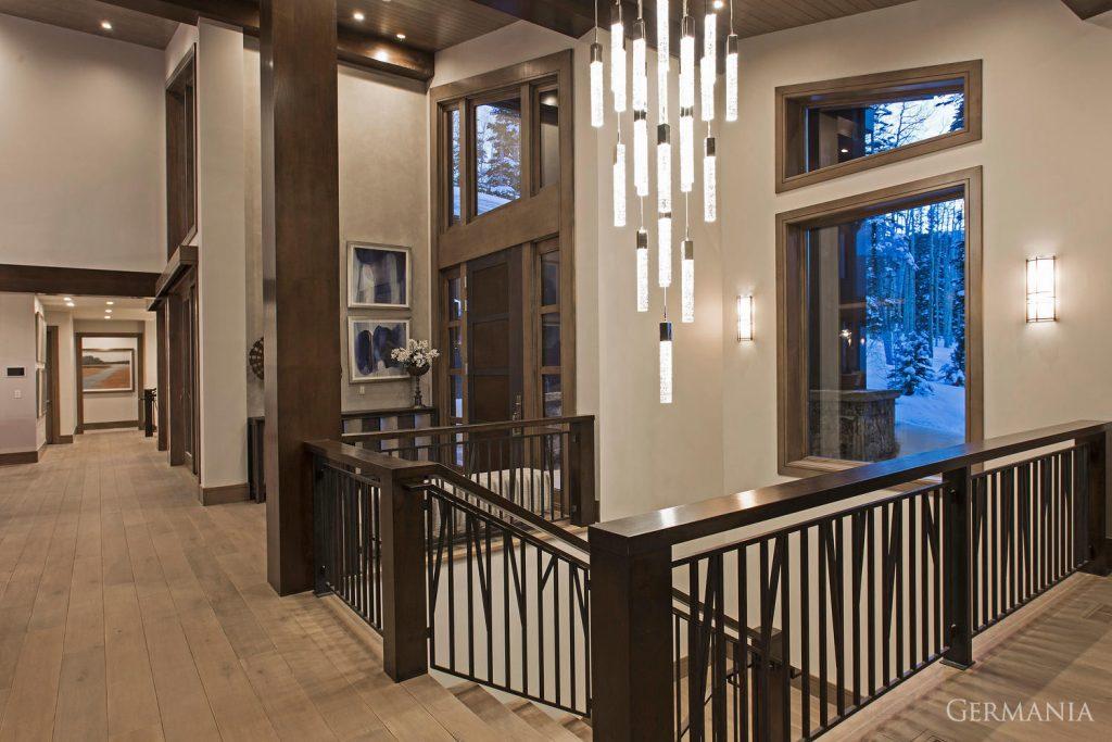 Custom home design building