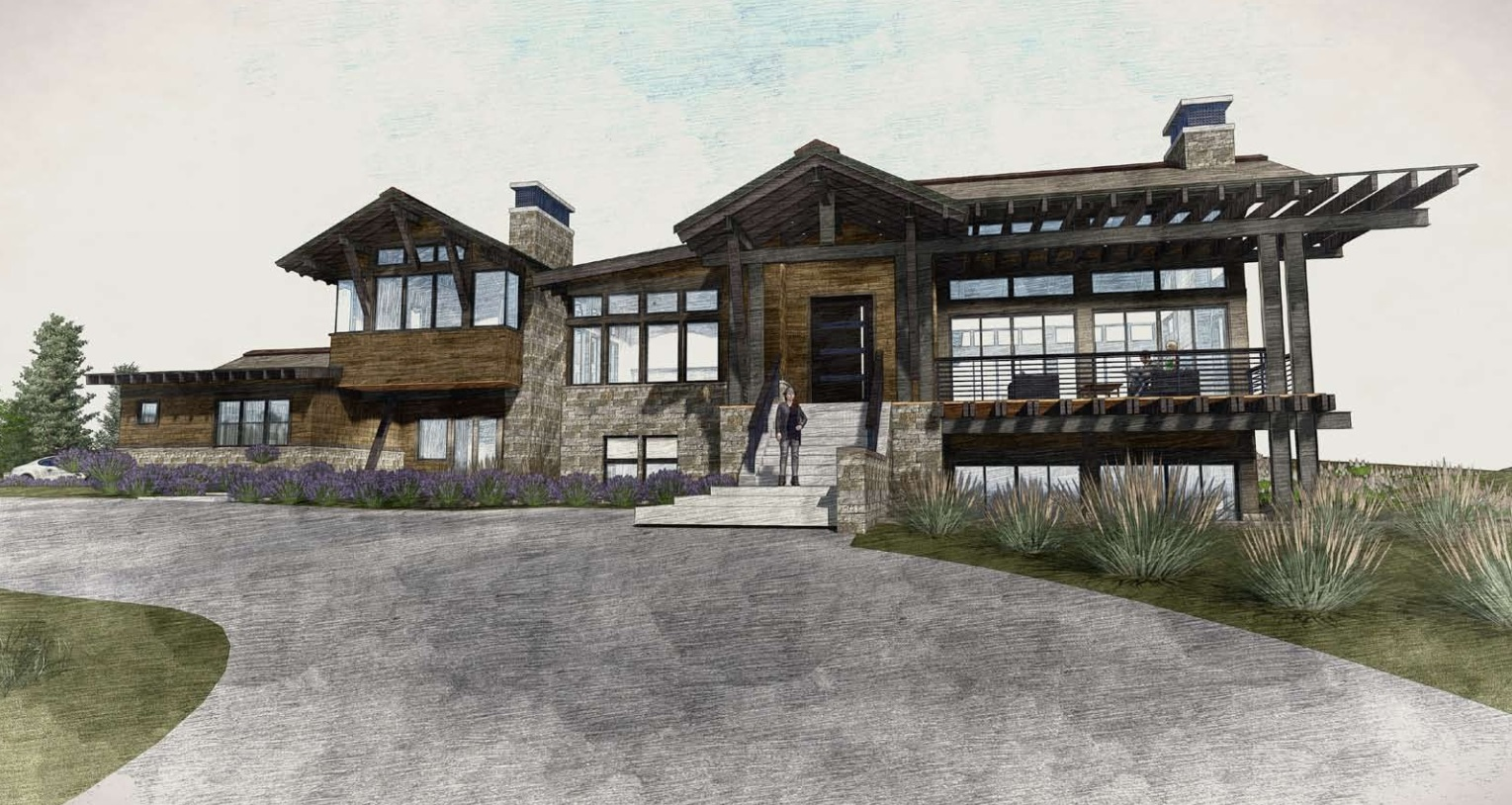 Think Architecture Partner with Germania Construction experts in custom home builds