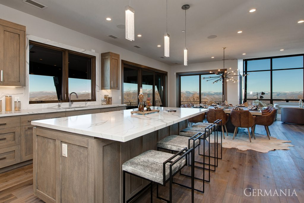 Build and design your own kitchen park city utah