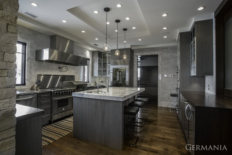 Build and design your own kitchen
