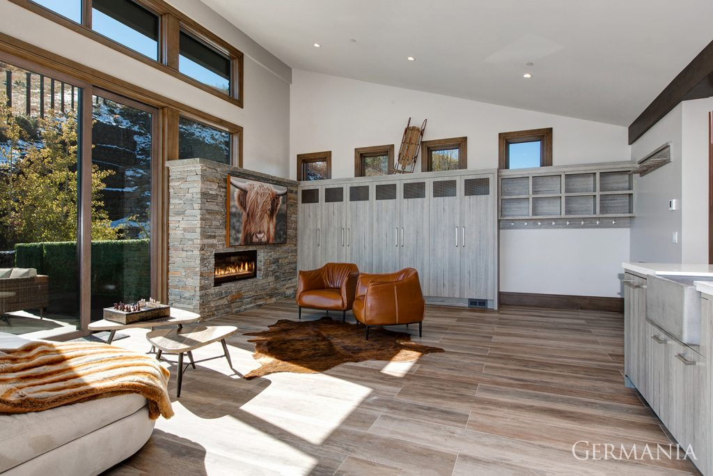 Build and design your own living room park city utah