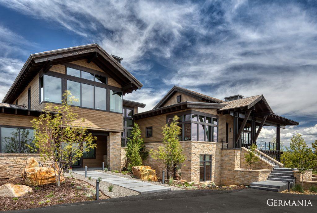 Build custom luxury home Kamas