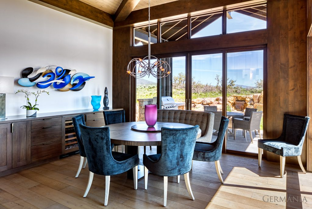 Build your dream house dining room