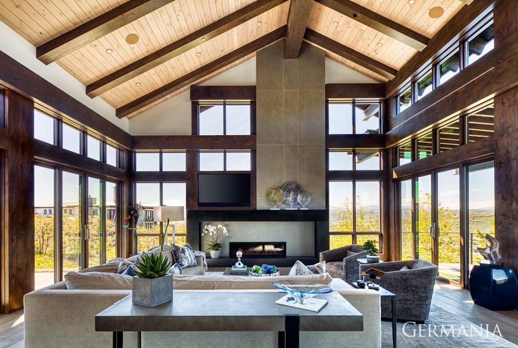 Build your dream house living room kamas
