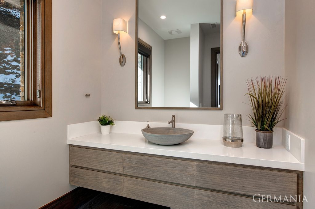 Build your own mansion bathroom
