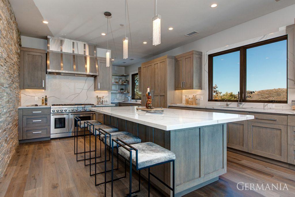 Build your own mansion kitchen park city utah