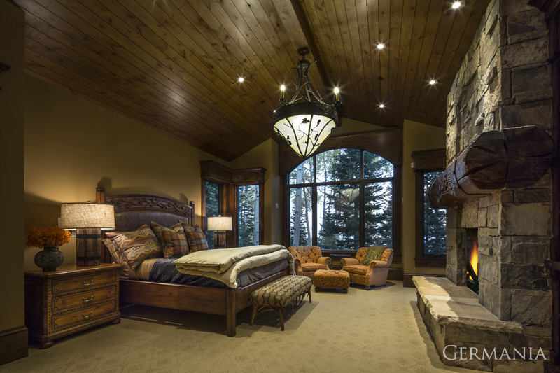 Build your own mansion master bedroom