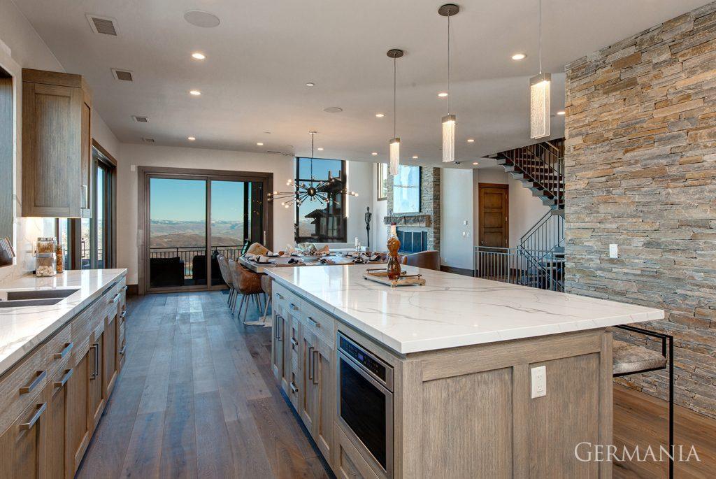 Create dream house kitchen park city utah
