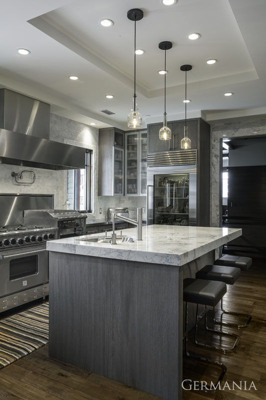 Create dream house kitchen