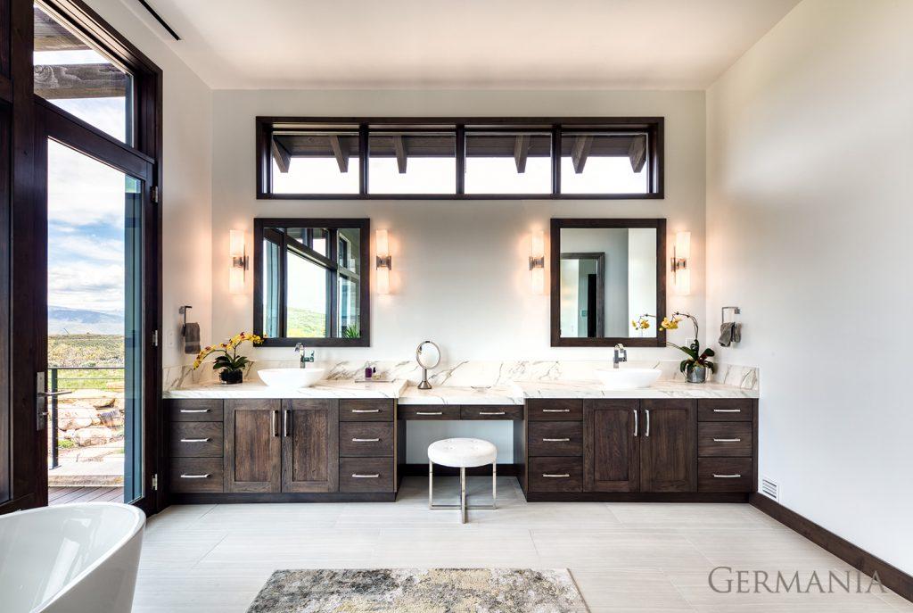 Create dream house master bathroom