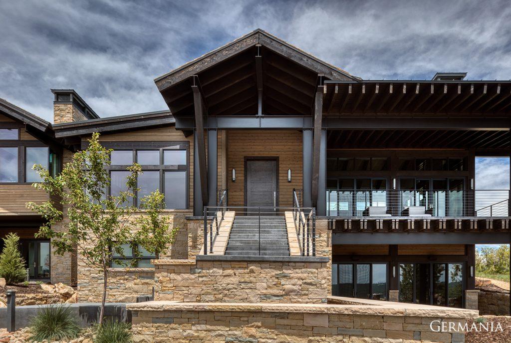 Custom house design Kamas