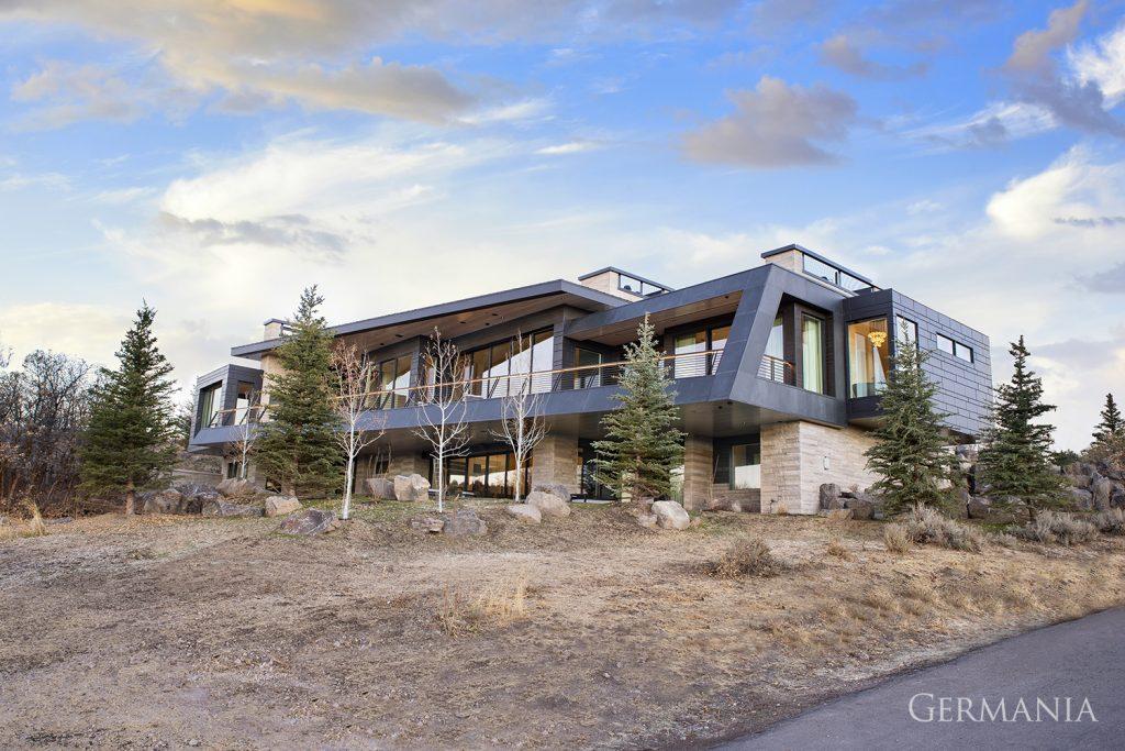 Custom house design exteriors