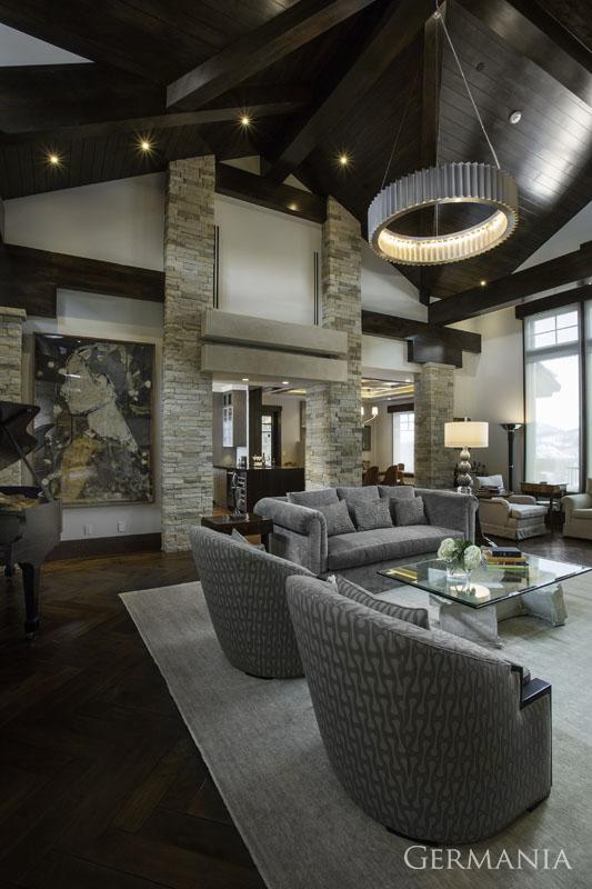 Custom made home living room light fixtures