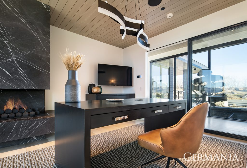 Design your dream house office study