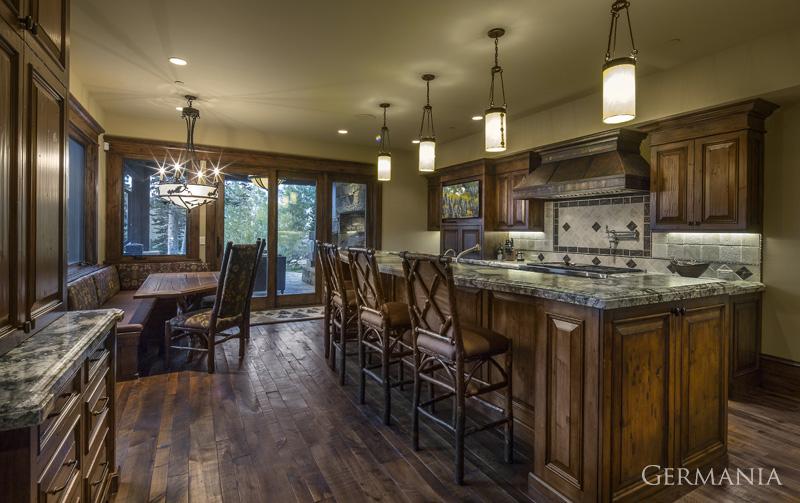 Design your own mansion kitchen park city utah