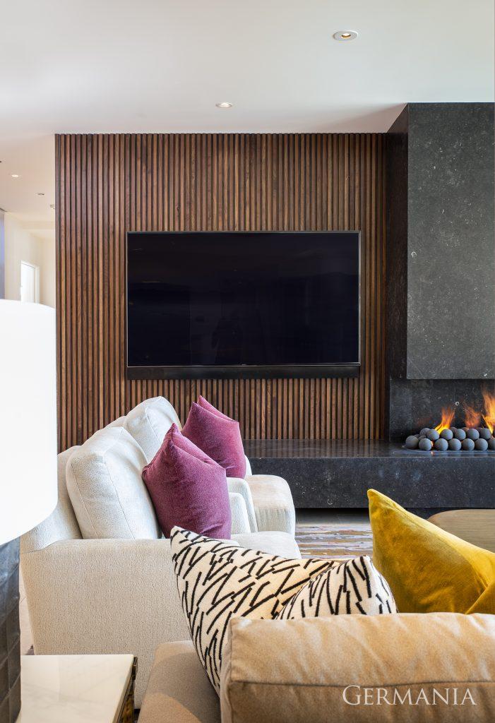 Design your own mansion living room park city