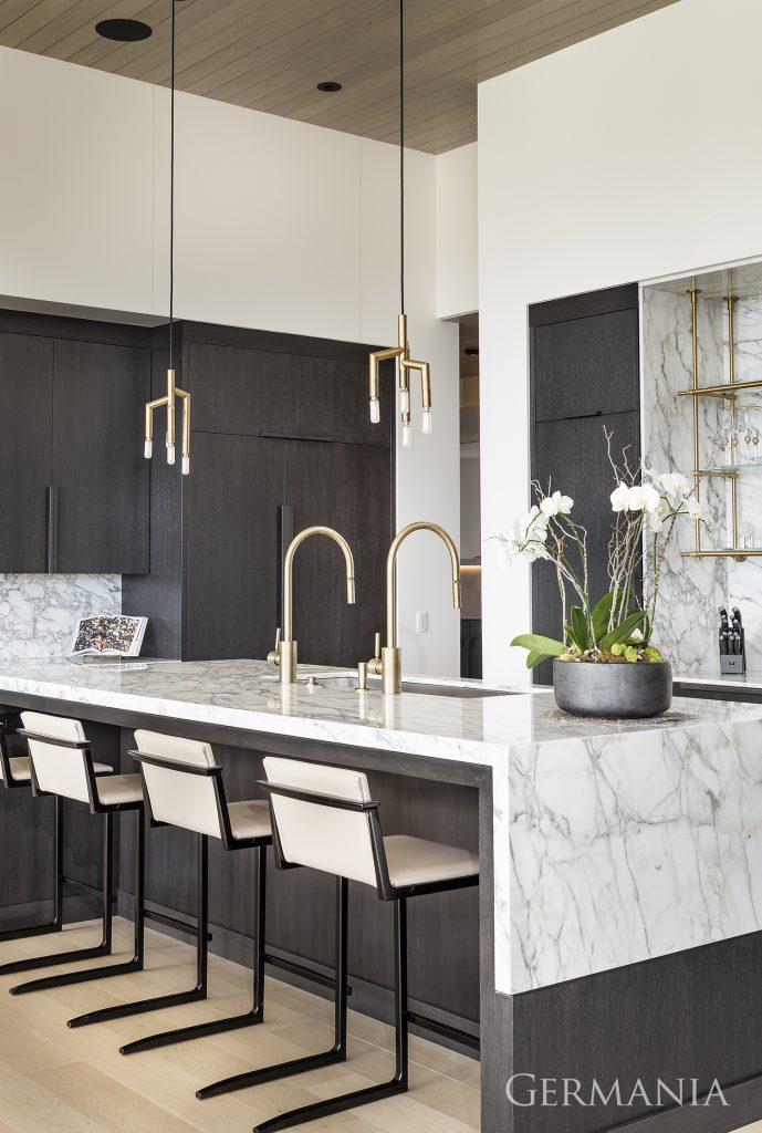Luxury home kitchen park city