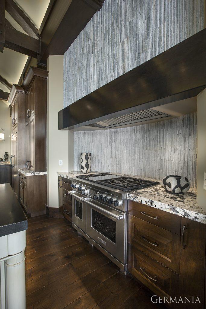 Professional custom home kitchen park city utah