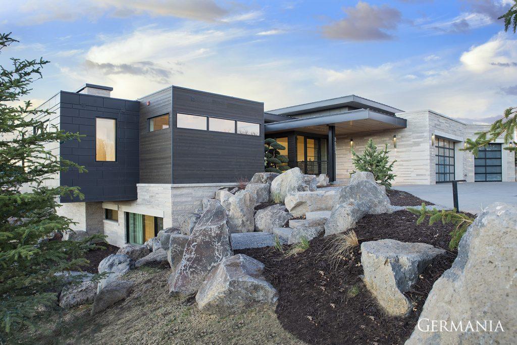 Professional custom homes park city ut