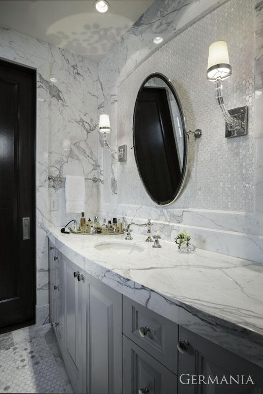 Vacation home master bathroom