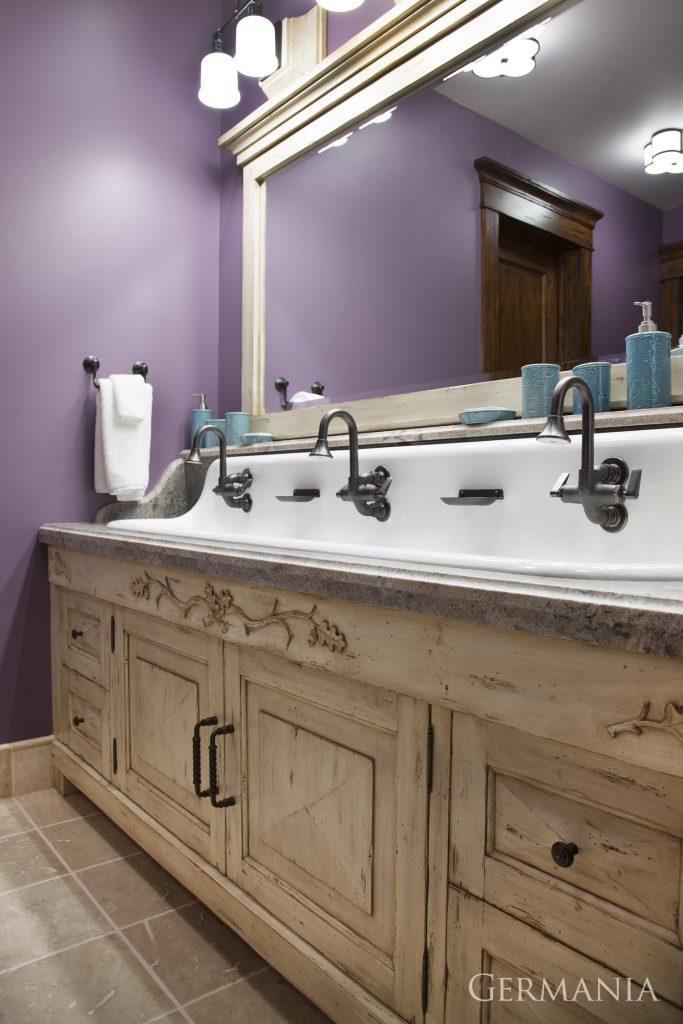 Build your own mansion bathroom park city