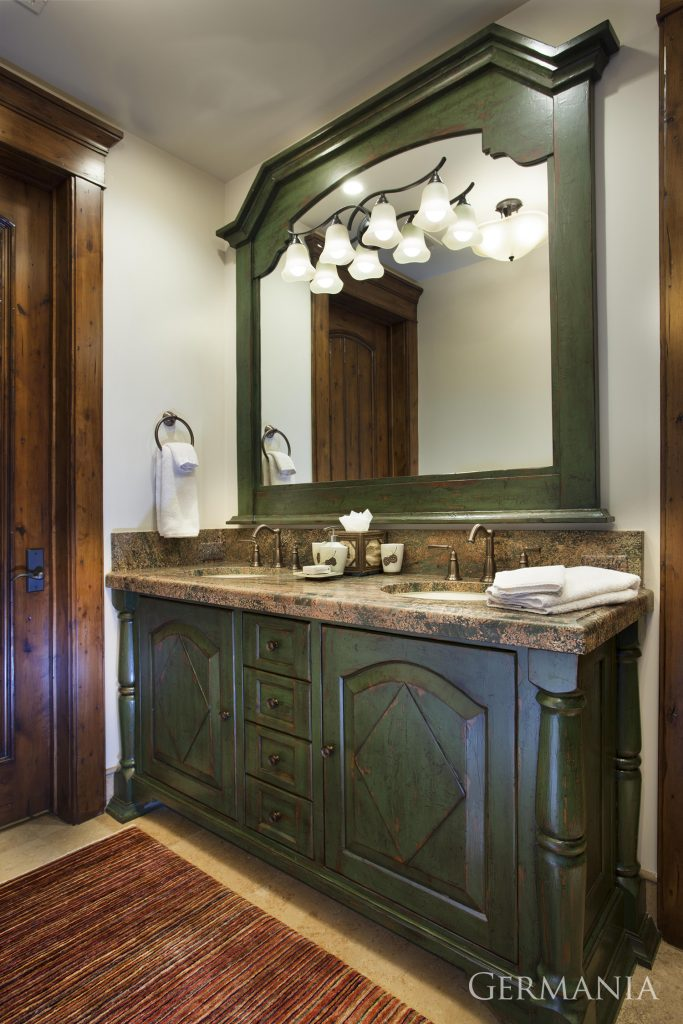 Create dream house bathroom