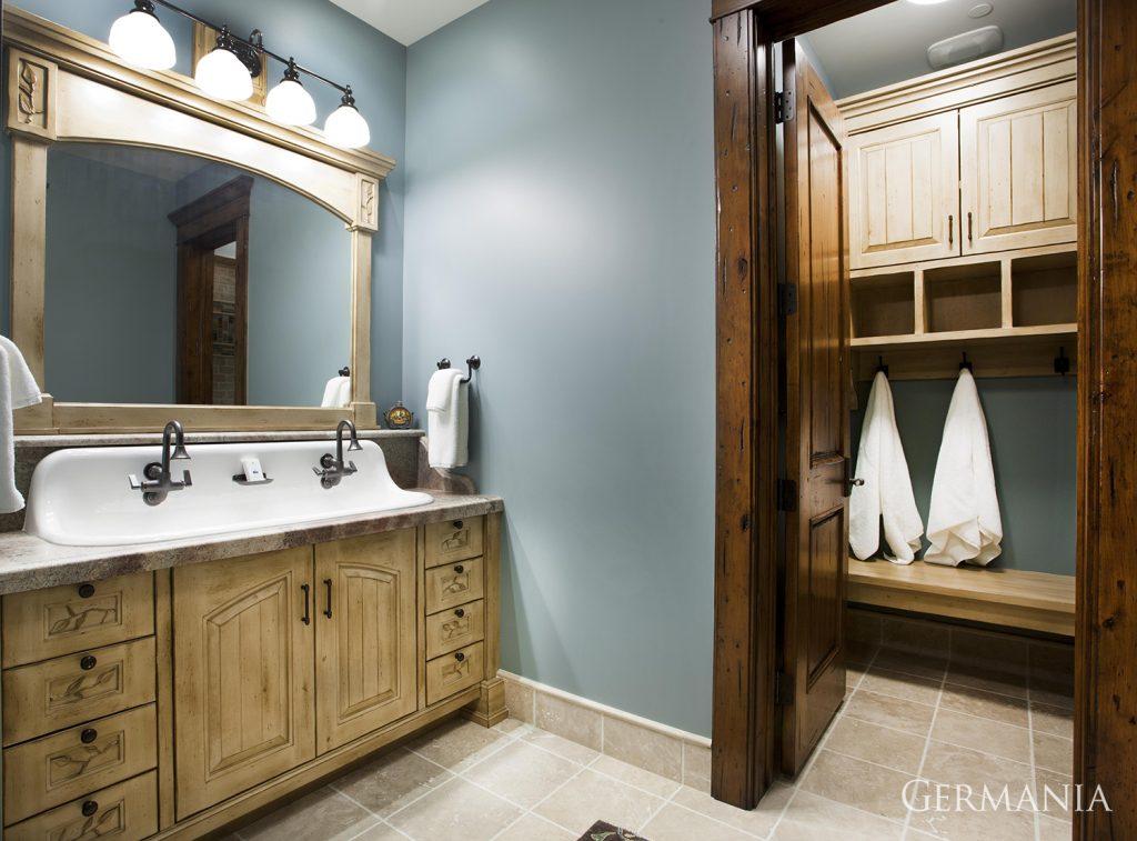 Create dream house bathroom park city