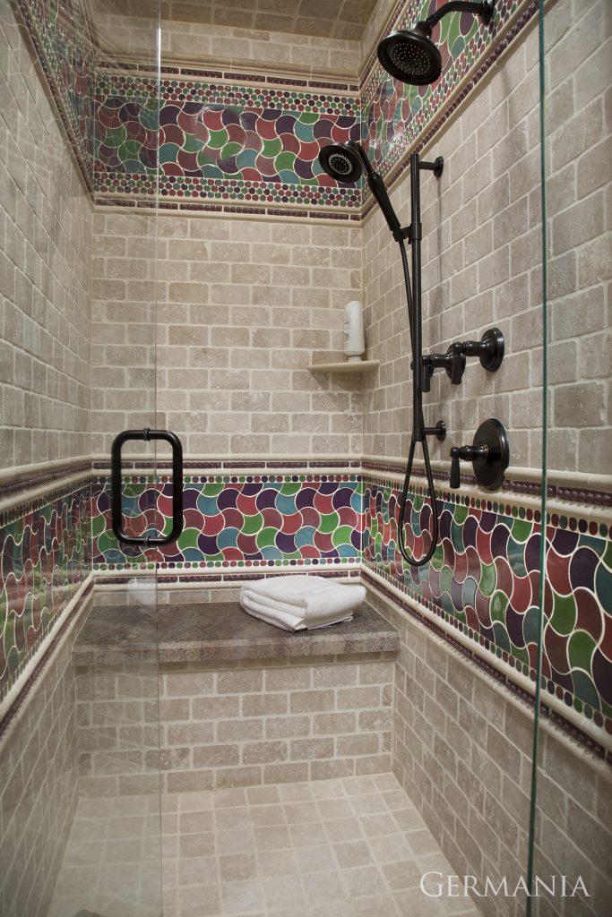 Custom built bathroom park city