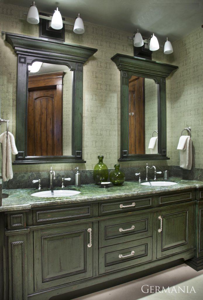 Luxury home bathroom park city