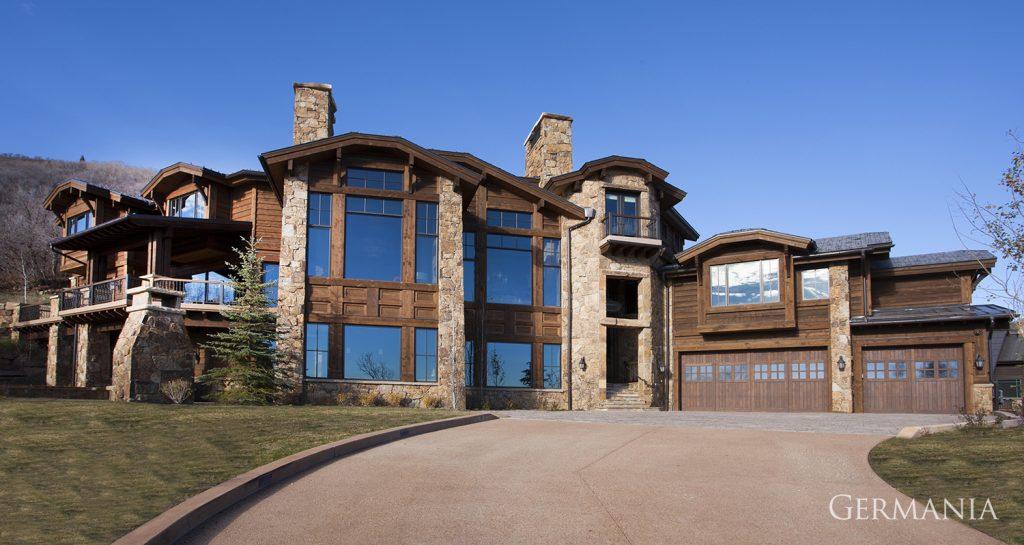 Top luxury home builders park city ut