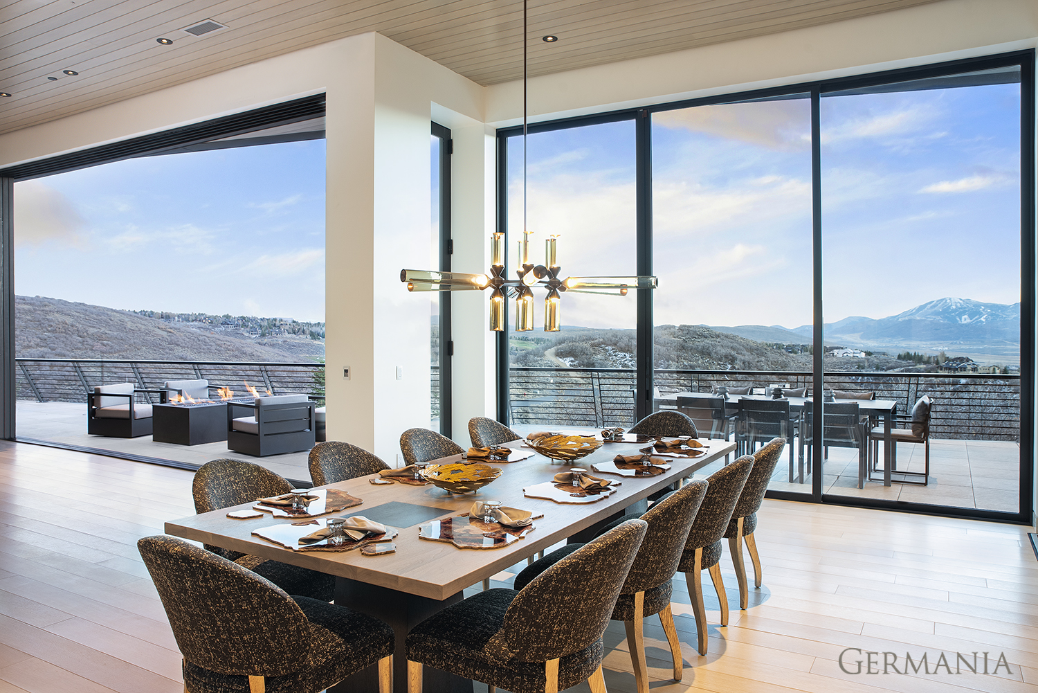 When it comes time to build your new custom home in Park City, you'll want Germania, a residential construction services team, on your side