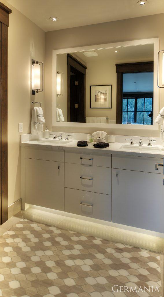 Build and design your own bathroom park city utah