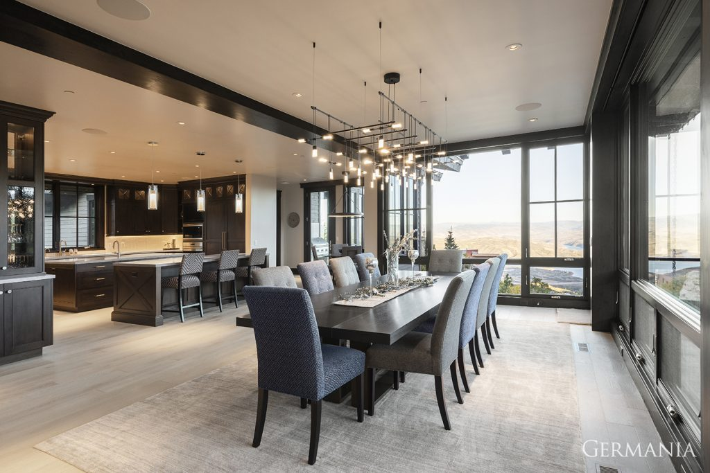 Design your own mansion dining room